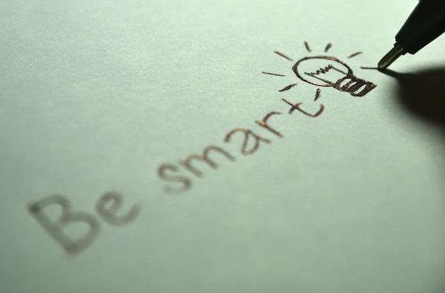 目標達成するために、smartの法則を使おう