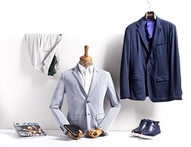 スーツ・・・